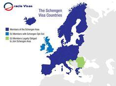 Oracle Visas Dubai : Schengen Visa