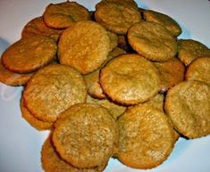 Cooking with love ! : BISCUITI DUKAN CU AROMA DE NUCA ( DUKAN COOKIES WITH WALNUT FLAVOR )