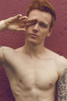 "Jackson Bryant - HE""S GINGER!!!!!!!!!!!!!!!! <3 I love gingers. I would love to date  marry one."