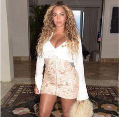 La imagen: ¡Divina! Así luce Beyoncé luego de dar a luz