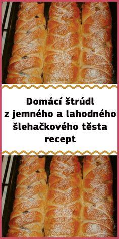 Czech Recipes, Banana Bread, Baking, Food, Hampers, Bakken, Essen, Meals, Backen