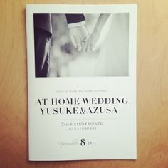 orderとhoneymoon の画像|muguet wedding