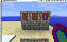 The Rainbows and Gems and more mod Minecraft Mod