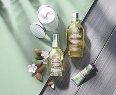 Almond tuotesarja - Almond Milk Concentrate - l'Occitane