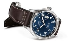 """IWC Big Pilot Perpetual Calendar and Mark XVII - Limited Special Edition """"Le Petit Prince"""" - Monochrome Watches Iwc Watches, Cool Watches, Watches For Men, Patek Philippe, Breitling, Men Accesories, Accessories, Rolex, International Watch Company"""