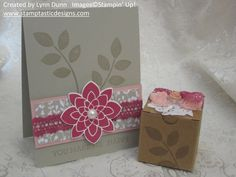 Crazy about you! #stampinup
