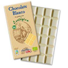 Chocolate Blanco Ecológico 100gr
