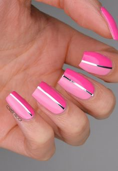 NAILS | Divided by Pink with Formula X and Patrick Starrr