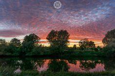 Worcester Sunset - Explore #321