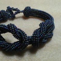 Forever Tango - designed by Jill Wiseman, made by Jazzy Jewelry
