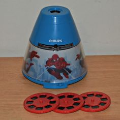 Competition to win Philips Spiderman Projector and Night Light