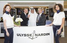 Ulysse Nardin, une nouvelle boutique à Dubaï http://journalduluxe.fr/ulysse-nardin-dubai/