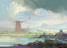 Journey, Theo Prins on ArtStation at https://www.artstation.com/artwork/journey-76c47753-91a1-4cae-9a3c-94f06abf66ee