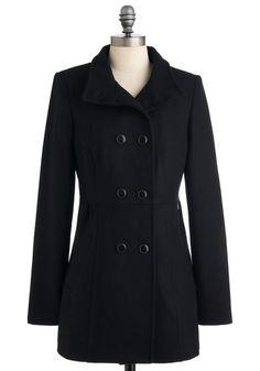 Classic Copley Coat, #ModCloth