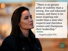 Angelina Jolie Pitt gave a powerful speech on June 11 at the biannual African Union Summit, using her star power to draw attention to women's rights across the globe.