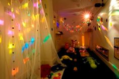 The Magic of a Sensory Room   Active Learning