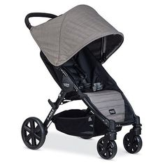 Britax B-Agile 4 Baby Stroller Review