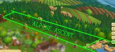 L'Oasi nel Deserto: Trucco Farmville 2 : Espansioni Alpine Ascent