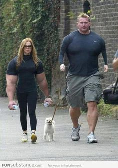 1. Arm swap instead of face swap? 2. Who ever edited the pic forgot that the guy was holding the dog leash. I think I laughed harder at the leash thing.