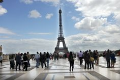 France's most famous tourist attraction is probably the Eiffel Tower.The Eiffel Tower is a major tourist attraction in Paris.Today, the Eiffel Tower has become a global icon of France, which is an iron tower built around the Champ de Mars beside the River Seine in Paris