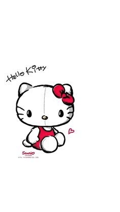 Sanrio Characters, Fictional Characters, Hello Kitty Images, Wall Boxes, Hello Kitty Wallpaper, Fonts, Snoopy, Calligraphy, Printables