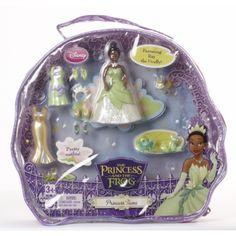 Disney Princess Tiana Sparkle Bag