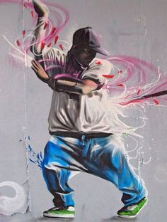 • ARTIST . GNASHER •  ◦ Street Dancer ◦