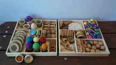 Toddler Loose Parts Reggio Emilia Waldorf PreSchool