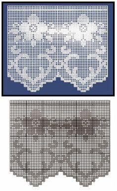 Learn to Crochet – Crochet Wave Fan Edging. Filet Crochet, Crochet Borders, Crochet Cross, Crochet Home, Thread Crochet, Love Crochet, Crochet Gifts, Learn To Crochet, Crochet Stitches