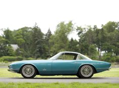 Stubs Auto - Chevrolet Corvette Rondine (1963)