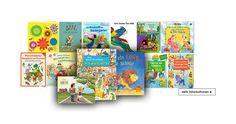 Kinderbücher Thema Kindergarten Schule Kita #kita #kindergarten #schule #kinderbuch #kinderbücher #lesen #vorlesen #storybooks #storytime #readingtime