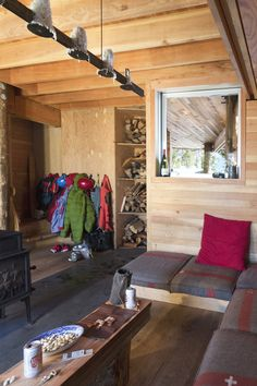 Alpine Cabin / Scott & Scott Architects
