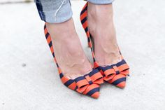 via Pink Peonies // I need these shoes!!!