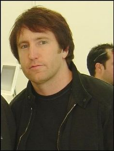 Trent Reznor Natural Hair Color