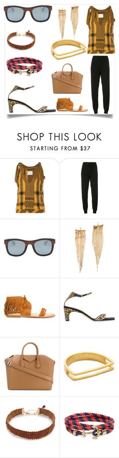 """Be your own Style"" by denisee-denisee ❤ liked on Polyvore featuring CECILIE Copenhagen, Chinti and Parker, Kenneth Jay Lane, Paul Andrew, Sergio Rossi, Givenchy, Maya Magal, Shashi and Brooks Brothers"