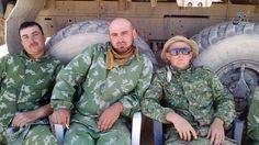 Russian soldiers killed near #Tabqa #Syria