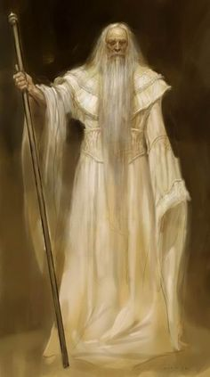 Curunir, aka Saruman was head of the Istari sent to Middle Earth from Valinor.