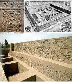 Chanchan : Huaca del Dragon