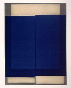 Formas rompidas em azul, IANELLI, ARCANGELO (1536) | MAM