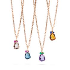 Celebrities who use a Pomellato Bahia Pendant Necklace. Also discover the movies, TV shows, and events associated with Pomellato Bahia Pendant Necklace. Glass Jewelry, Pendant Jewelry, Beaded Jewelry, Pendant Necklace, Jewelry Trends, Jewelry Accessories, Jewelry Design, Fashion Necklace, Fashion Jewelry