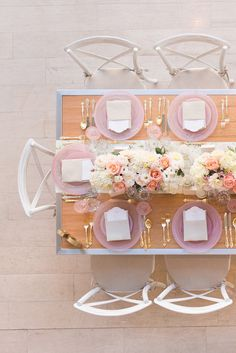spring weddings with pastel color palette - photo by 5ive15ifteen http://ruffledblog.com/elegant-wedding-at-the-toronto-royal-conservatory-of-music