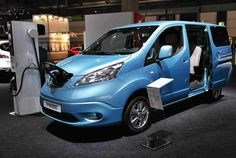 e-NV200 Nissan auto - http://autotras.com