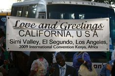 2009 International Convention of Jehovah's Witnesses, Kenya, Africa