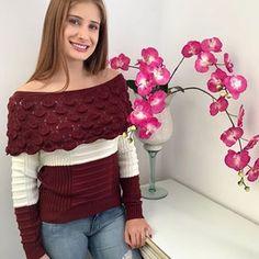 """35af4b165a Fios Moda on Instagram  """"Começando a semana com mais um modelo novo!! 😍♥   novo  modelo  3d  frio  montesião  mg  quero  moda  modainverno   blogueiras ..."""