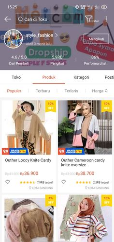 Best Online Clothing Stores, Online Shopping Sites, Online Shopping Clothes, Online Shop Baju, Casual Hijab Outfit, Creative Instagram Stories, Girls Fashion Clothes, Aesthetic Videos, Cute Outfits