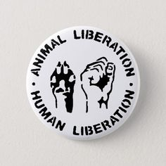 Shop Animal Liberation Human Liberation Pinback Button created by VeggieHeart. Wedding Invitation Wording, Invitation Cards, Activity Games, Dog Bowtie, Round Stickers, Art For Kids, Wedding Gifts, Art Pieces, Buttons