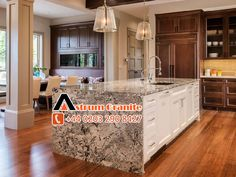 Best Choice of Kitchen Design & Choose best kitchen worktops/countertops to renovate kitchen at cheap price on Astrum Granite Kitchen Worktops in London. Granite Worktops, Quartz Kitchen Countertops, Granite Kitchen, Best Kitchen Worktops, Kitchen Interior, Kitchen Design, How To Clean Granite, New Interior Design, Cool Kitchens