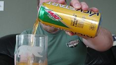 Mountain Dew Kickstart Energizing Mango Lime Energy Drink Review