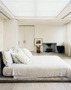 #bedroom #bed #platform #house #home