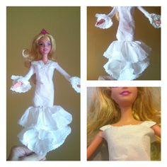 Barbie flamenca papel higiénico #toilet #paper